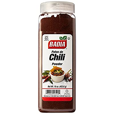 chili powder, End of 'Related searches' list