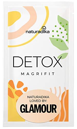 MAGRIFIT DETOX - Favorise l'effet detox minceur puissant et rapide, purifiant, diurétique et antioxydant de ton regime avec Chardon marie, Nopal, Artichaut, Prêle des Champs, Maté · 100% Naturel