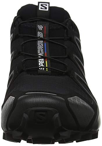 Salomon Speedcross 4 Zapatillas de Trail Running Hombre, 46 2/3 EU