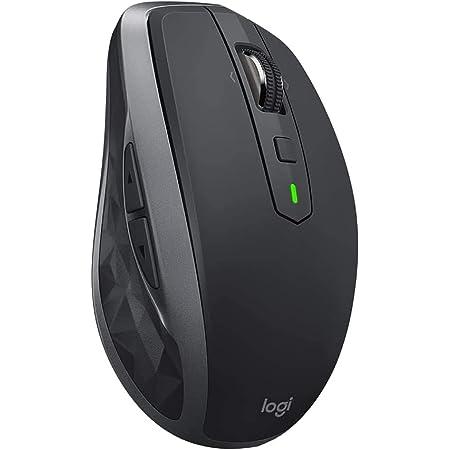 ロジクール MX ANYWHERE 2S ワイヤレス マウス MX1600CR Bluetooth 無線 ワイヤレスマウス windows mac MX1600 グラファイト 国内正規品 2年間無償保証