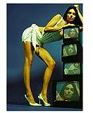 ZYHSB Leinwand Malerei Kardashian Kendall Jenner Modell