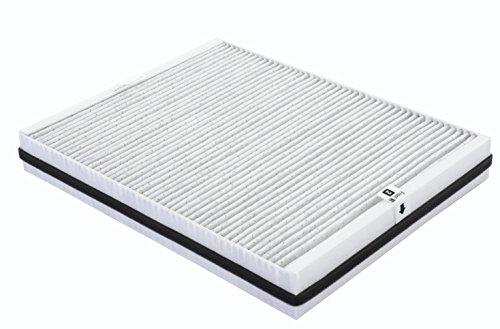 TECON HEPA Ersatzfilter Kombifilter passend für Philips Luftreiniger AC4072/11