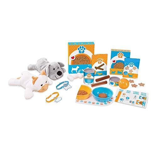 Melissa & Doug Leckereien für Haustiere - Füttern und Spielen