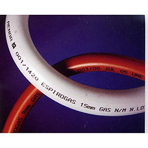 espiroflex–Tube Gaz Naturel Kit, 1,5m