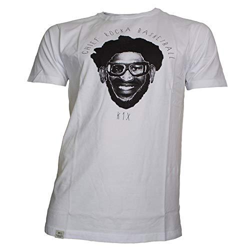 K1X T-Shirt Chief Rocka Weiss, Size:S