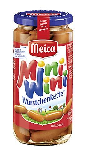 Meica Mini Wini Würstchenkette, 380 g