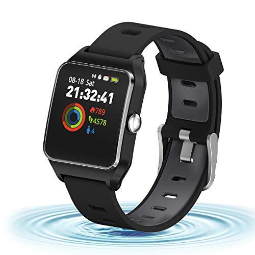 HolyHigh -   Smartwatch Fitness