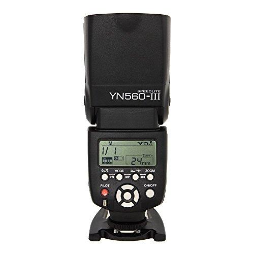Yongnuo YN560-IIIOS02037MarkIIISystemFlashwithBuiltInTrigger