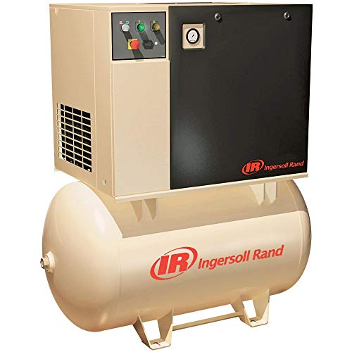 Ingersoll Rand Rotary Screw Compressor - 200 Volts, 3 Phase,...