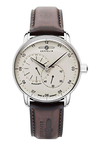 Zeppelin Herren-Armbanduhr Automatik New Captain's Line 8662-5