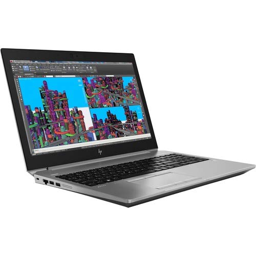 HP ZBook 15 G6 15.6' Mobile Workstation Intel Core i7 16GB RAM 1TB HDD - 9th Gen i7-9750H Hexa-core - Intel UHD Graphics 630 - in-Plane Switching Technology - HP SureView Privacy Display - Window