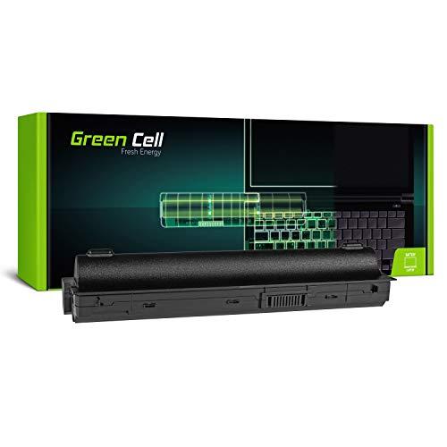 Green Cell® Extended Serie FRR0G / RFJMW / KFHT8 / J79X4 Batería para DELL Latitude E6220 E6230 E6320 E6330 Ordenador (9 Celdas 6600mAh 11.1V Negro)