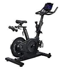 ECHELON EXPERIENCE: Live and on-demand studio fitness from the comfort and safety of home. Ride live with our supportive and energizing Echelon community and inspire each other to climb the leader board. FEATURES & PERFORMANCE: Ergonomic handlebars w...