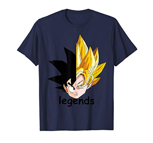 past and now goku's T-Shirt