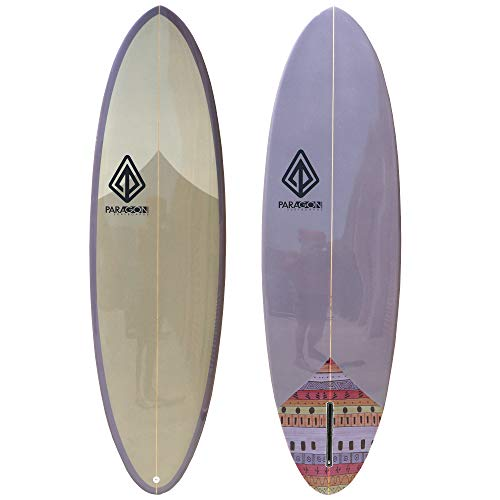 Paragon Surfboards Retro Egg Surfboard