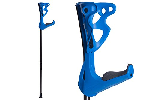 Lightweight Forearm Crutches