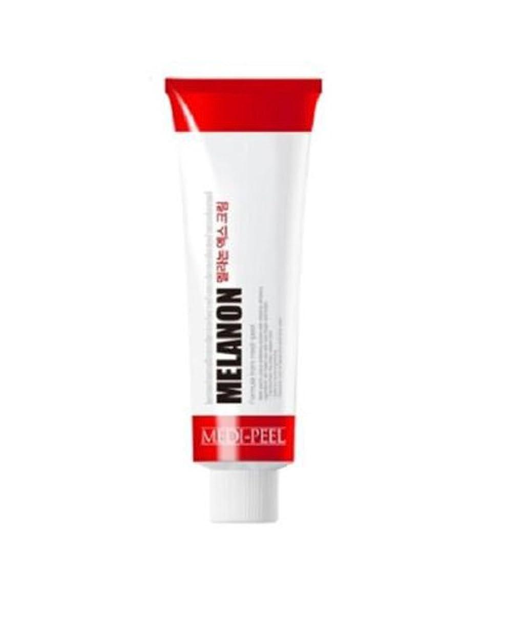控えめな普遍的なジェムメディピール メラノン エックスク リーム(美白/シワ改善2重機能性化粧品) 30ml. Medi-peel Melanon X Ceam 30ml.