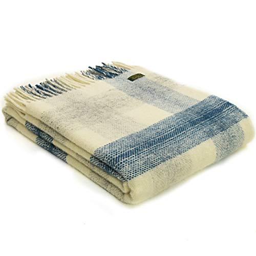 Tweedmill Textiles Wiesencheck wirft Tinte