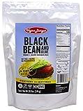 Vegan Burger (18 Serving Bag): B.B. & Ohh! Black Bean and Olive Mix - Long Term Storage 10+ Years