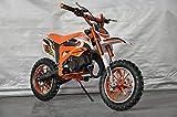 Zoom IMG-1 mini pitbike con motore 49