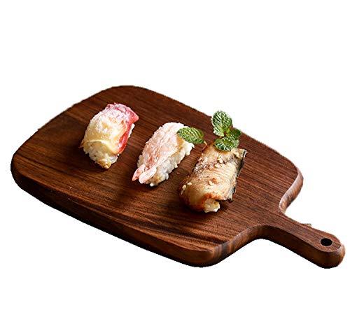 Westelijk Voedsel Sushi Plate Pizza plaat snijplank Planken Bread Board Bread Plate bestek keukengerei 26 * 15cm