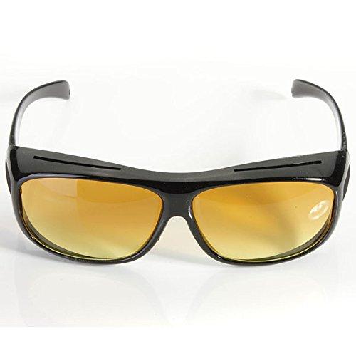 Night Vision Driving Glasses Unisex Sunglasses UV Protection