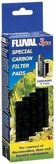 Fluval 3 Plus Carbon Pads, 4-Pack