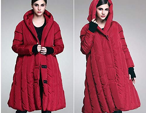 DPKDBN Down Jacket, winter dikke donsjassen zwart marineblauw leger groen rood plus size winterjassen