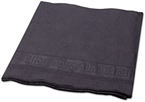 servicio honesto Tissue Poly Tablecovers, 54 54 54 x 108, negro by Hoffmaster  en stock