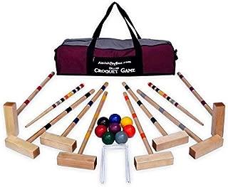 professional croquet set