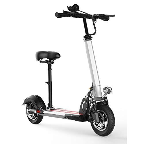 Volwassen Elektrische Scooter, Folding tweewielig Kleine Mobility Battery,B