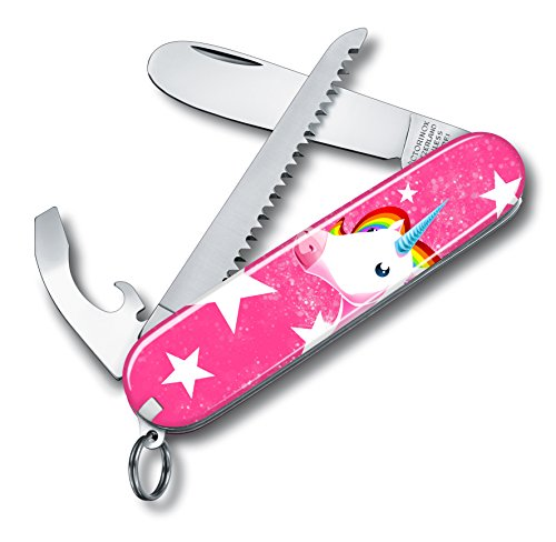 Victorinox Einhorn Kinder-Taschenmesser mit Säge
