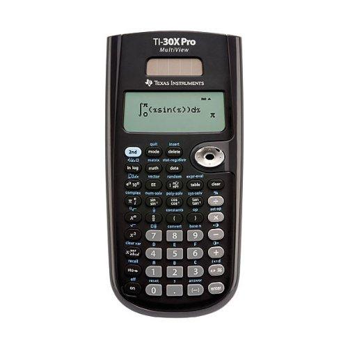 Texas Instruments TI30X PRO Multiview Wissenschaftlicher Taschenrechner