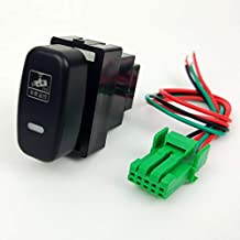 $29 » CSW05518 Replacement Part for Car DRL LED Fog Light Front Camera Recorder Monitor Radar Parking Sensor Switch Button for M...