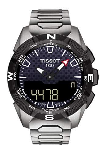 Tissot Herren-Sportuhr T-Touch Expert Solar II T110.420.44.051.00