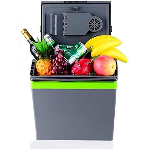 Verdikte koelkast, stille desktop-minibar, draagbare 12-V-autokoeler, mini-koelkast, thuis, multifunctionele reisslaapzaal (kleur: B)