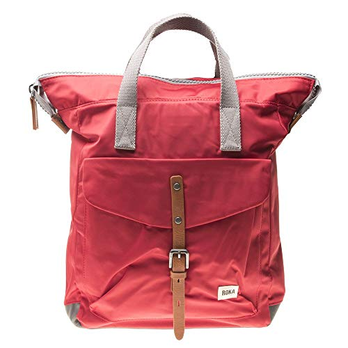 ROKA Bantry C Medium Hombre Backpack Rojo