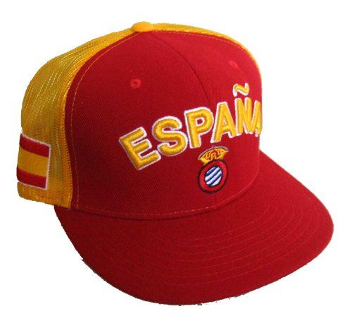 American Needle Vintage Snapback Cap Casquette Espagne Trucker Cap