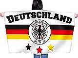 Alsino Flaggenumhang Fan Cape Umhang Fahne Deutschland UF-02