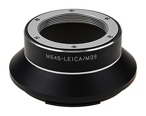 Fotodiox Profesional Anillo Adaptador para Lentes de Leica M39 Visoflex cámara Mamiya...