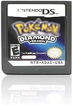 Cenxaki Game Cartridge Card for Nintendo DS 3DS DSI Diamond US Version
