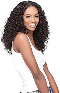 Outre Simply Brazilian 100% Non-Processed Human Hair - Natural Curly COLOR=NATURAL BLACK (NATURAL BLACK)