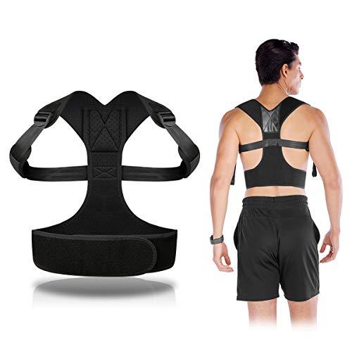 ELEPOESTAR Corrector de Postura Espalda y Hombros, Espalda R