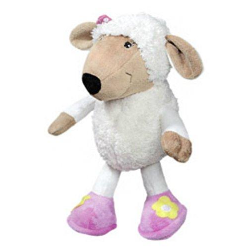 Karlie Plüschspielzeug Schafe L: 28 cm B: 20 cm weiss
