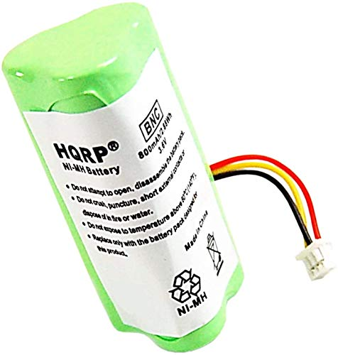HQRP Battery Pack for Motorola SYMBOL 82-67705-01 BTRY-LS42RAAOE-01 K35466 Replacement LS4278, LS4278-M Cordless Bar Code Scanner