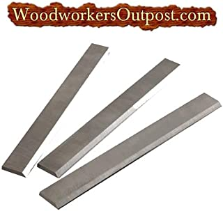 CARBIDE TIP JOINTER KNIVES 6-1//16 x 5//8 x 1//8 JET JJ-6 POWERMATIC 54A