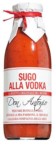 Sugo alla Vodka, Tomatensauce mit Wodka