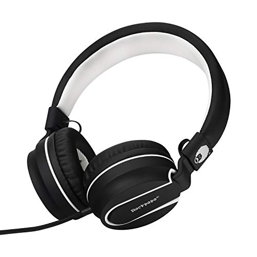 Rockpapa 950 Stereo Lightweight Foldable Headphones...