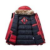 Zoom IMG-1 jianye giacca invernale uomo parka