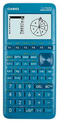 Casio Calculatrice Graphique FX-7400GIII